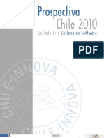 Estudio Prospectivo Industria Chilena Software