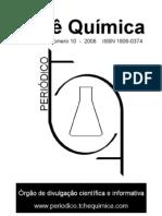 Periódico Tchê Química 10Ed.