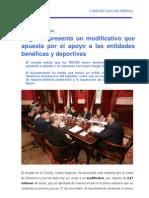 03-11-11 Actividad Municipal_junta de Gobierno Local