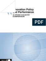 Innovation Policy and Perfomance