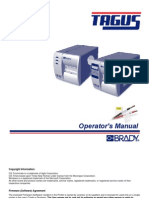 Tagus Operator Manual