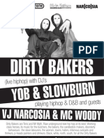 Dirty Bakers April 12
