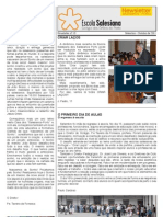 Salesianos - Porto - Newsletter nº10 - Set/Out2011