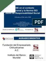 Hacia La Norma Iso26000 Chihuahua