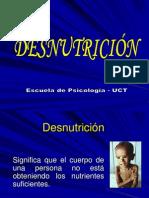 Exposición de Psicología Comunitaria