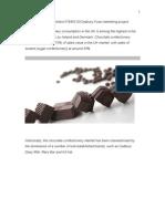 17695120 Cadbury Fuse Marketing Project
