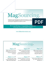 Mag Sourcing