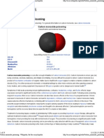 Carbon Monoxide Poisoning - Wikipedia, The Free Encyclopedia