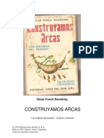 Construyamos Arcas - Oscar Fonck Sieveking