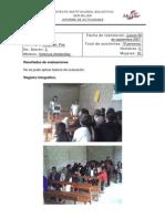 Informe Barrio 4 Sesion 3