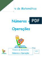 ficheiro de matemática 2ºano