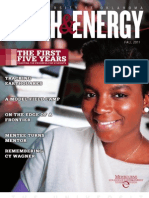 Earth & Energy Magazine 2011