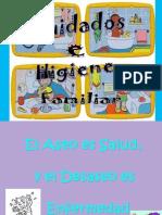 Cuidados e Higiene Familiar