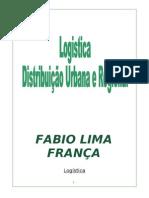 Logistica - Distribuio Urbana e Regional