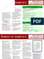 Ivory Goat Press - Points of Conflict, Encounter 01 - The Charnel Pit