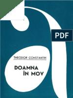 Theodor Constant In - Doamna in Mov v.1.0