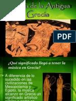 Música de la Antigua GRECIA