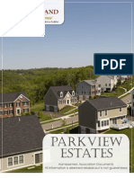 Parkview Estates HOA