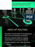 Routing Ppt