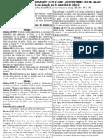 ESTUDIO BÍBLICO de CONGREGACIÓN del 31 de OCTUBRE al  20 de  NOVEMBRE 2011 (bt. cap.12)