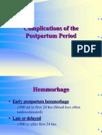 47349097 Postpartum Complications