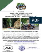 Pacuare & Grano de Oro Itinerary