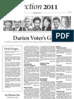 Darien Times Election Guide 2011