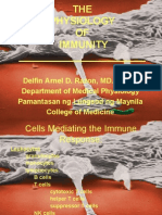 The Physiology of Immunity