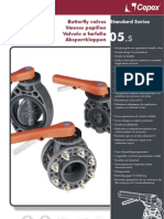 Butterfly Valves Standard Series
