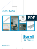 Catalogo Beghelli Mexico