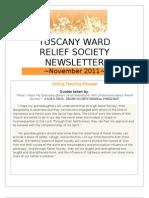Nov 2011 RS Newsletter