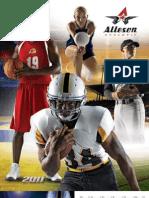 Alleson Catalog (2011 Main)