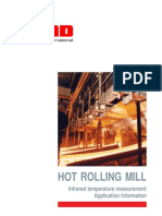 Hot Rolling Mill Industry
