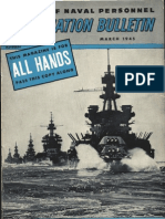 All Hands Naval Bulletin - Mar 1945