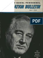 All Hands Naval Bulletin - May 1945