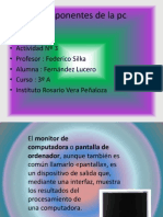 Componentes de La Pc