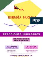 Xviii. Fision y Fusion Nuclear