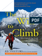 The Will to Climb by Ed Viesturs - Excerpt