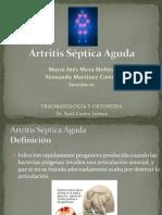 Artritis Séptica Aguda