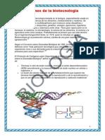 La biotecnología PÁRA IMPRIMIR