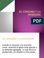 Tema 9 Consumo y La Inversion