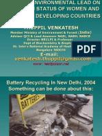 Lead Venkatesh