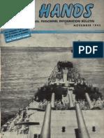 All Hands Naval Bulletin - Nov 1945