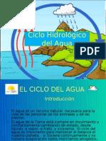 Ciclo del agua -Potabilización