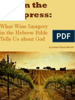 God in the Winepress