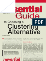 Essential Guide to Clustering Alternatives