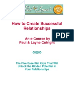 How to Create Successful Relationships