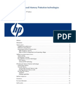 HP Advanced Memory Protection Technologies 3th