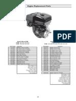 PowerPro-5.5-13HP Parts List