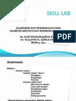 Skill Lab Diabetes Blok 9